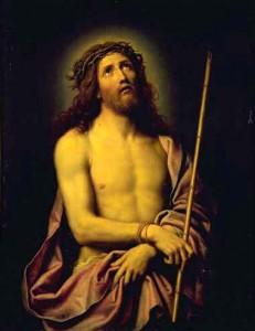 19 Mignard Le Christ Au Roseau Toulouse Musée des Augustins